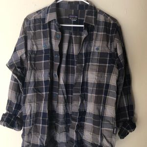 Patagonia Organic Cotton Flannel